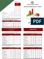 Boletín Estadístico de la Universidad Nacional de Asunción UNA año 2017