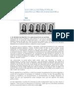 Universo Simbólico de La Cultura Popular Hispanoamericana en La Obra de Juana Manuela Gorriti