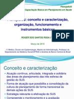 PlanejaSUS Conceito Caracterizacao Organizacao Funcionamento Instrumentos Basicos