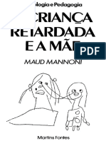 A criança retardada e a mãe - Maud Mannoni.pdf