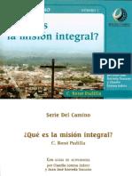 [☆] Qué es la misión integral - René Padilla.pdf