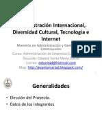 AEC - Clase 2 2014 - Administración Internacional