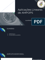 AMPOPS aplicações