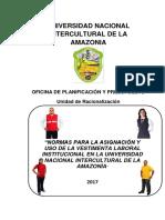 2017 Directiva Uniformes Unia