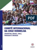 Delegação Regional do CICV para Argentina, Brasil, Chile, Paraguai e Uruguai - Folheto