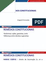 Aula 23 - Remédios Constitucionais.pdf