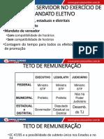 Aula 39 - Administração Pública - Regras - Senador em Mandato Eletivo - Teto de Remuneração.pdf