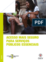 Acesso Mais Seguro Para Serviços Públicos Essenciais - Folheto