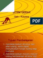 SISTEM GERAK 2