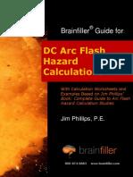 Brainfiller DC Arc Flash Guide