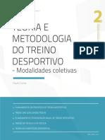 metodologia do treinamento