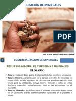 CAP 1 - Comercialización de minerales Introducción