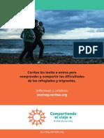 Caritas Poster Spanish 2