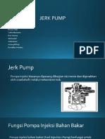 Jerk Pump