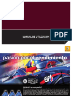 Manual del Conductor Manual de Utilización Renault Latitude