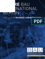 Business Bau Brochure