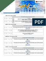 Programación Semana Económica 2018