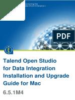 TalendOpenStudio DI IG Mac 6.5.1M4 En