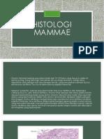 Histologi Mammae