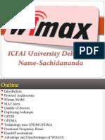 Presentation(WiMax)