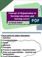 Dr Mariam on Organization final 1.ppt