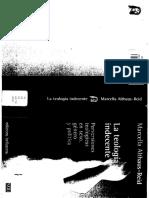 Althaus-Reid, Marcella. La Teología Indecente