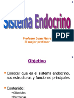 Sistema Endocrino Ppt Final