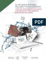 SGAPDS 1 15 Libro32 Tratamiento de Lodos