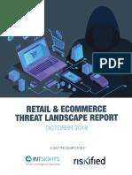 IntSights Retail ECommerce Threat Report V5