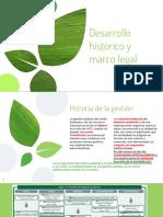 Desarrollo Historico y Marco Legal