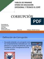 Corrupción Eduardo