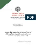 DBBM Sanchez Gallego JI Efecto de La Quercetina