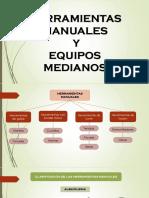 HERRAMIENTAS MANUELES