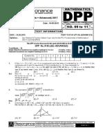 XI Maths DPP (02) - Sets_Relations _ Functions + Basic Maths