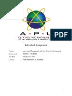 IMNPD Assignment BKH