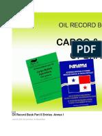 oil record 15.10.2018