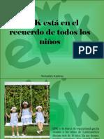 Alexandra Azpúrua - EPK Está en El Recuerdo de Todos Los Niños