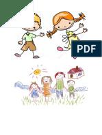Dibujos Descar Niños 1
