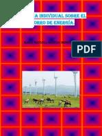 Práctica Individual Sobre El Ahorro de Energía