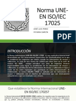 Norma ISO 17025 Garcia Perez