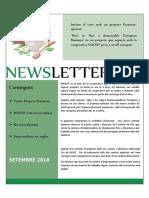 INSOAP Newsletter 01 Setembre