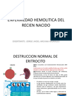 Enfermedad Hemolitica Del Rn