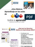 DBA Rectores Pta