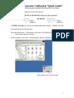 Digtial Vet Generator Calibration RevA