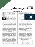 nov 2018 newsletter