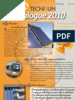 Chauffe Eau Solaire - CESC - CESI