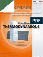 ECS thermodynamique