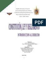 Trabajo de Introducción Al Derecho