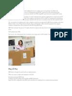 ERP-Scale for SAP ® ERP & EWM _ Pocket Programs