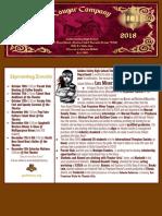 fall 2018 newsletter gvhsthearter - 2